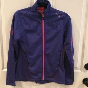 Saucony running jacket